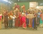 Carpenters Group Donate to Koro Island