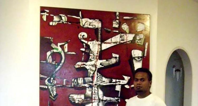 Artist Ready To Showcase Works