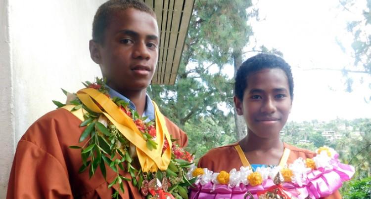 Sports Boy Bound For Tailevu School