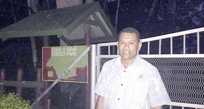 Park Chief Backs Colo-i-Suva Rule For Locals, Tourists