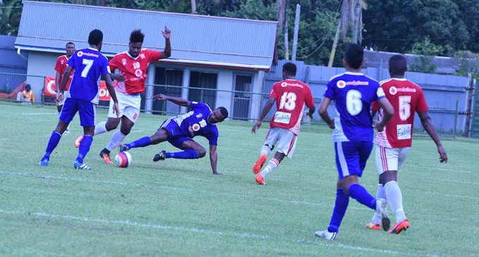 League Draw In Nausori