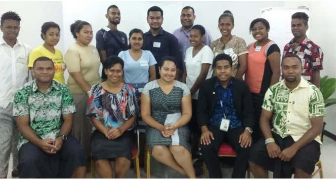 14-Year-Old Girl Youngest Lifeline Fiji caller