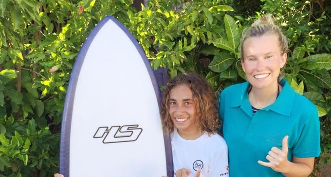 From Grommets To World Class Surfers
