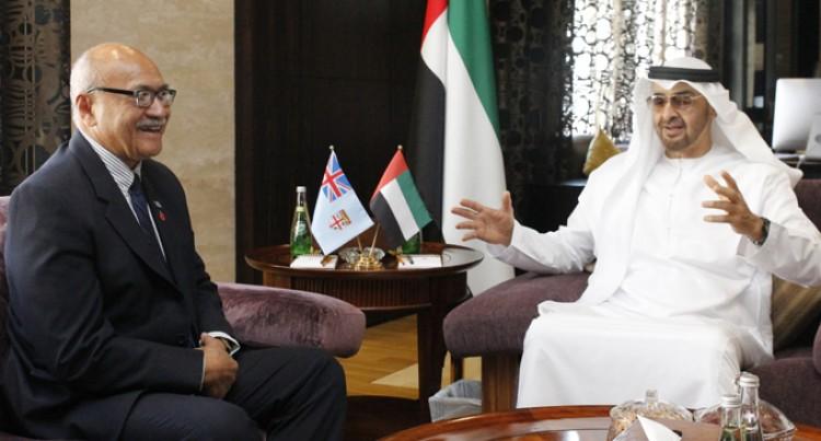 Konrote Meets Abu Dhabi Crown Prince