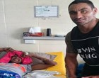 Accident Victim Recovers In Hospital