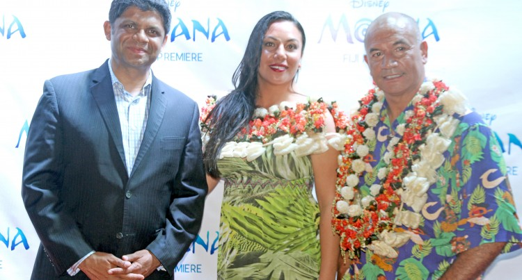 Disney Movie 'Moana' Could Lead To More Opportunities For Fiji, Says A-G
