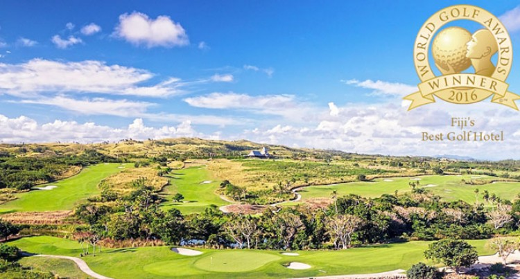 InterContinental Fiji Wins Fiji's Best Golf Hotel 2016