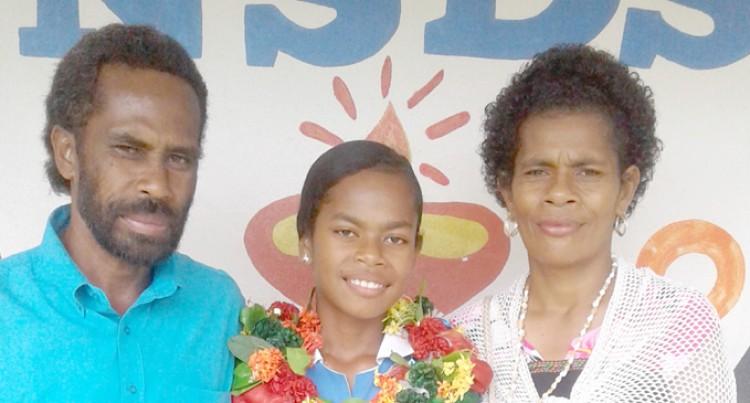 Aspiring Nurse Attributes Achievement To Parents