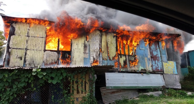 Family Memories Go Up In Smoke At Nasole