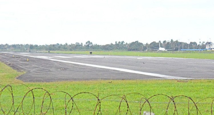 Runway Cleared For B737 Operations