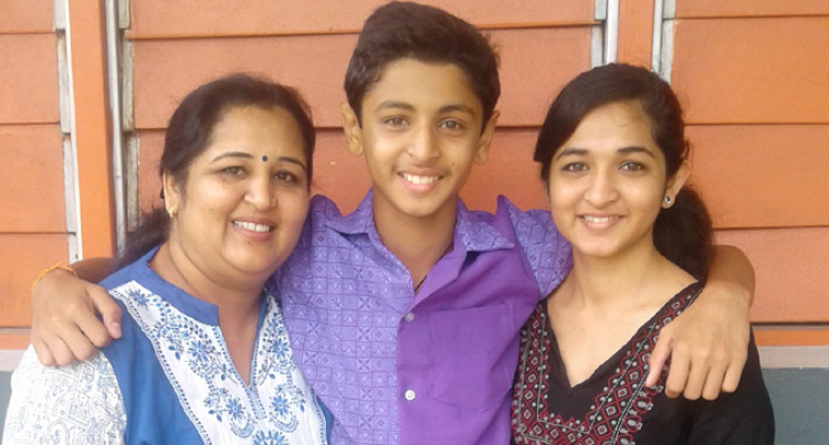 Hard Work Finally Paid Off: Devang
