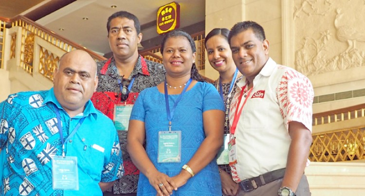 Fiji Should Replicate China's Success: Lobua