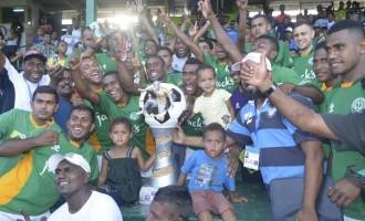 Goalie Stars In Nadi's Win