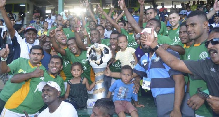 Goalie Stars In Nadi's Win