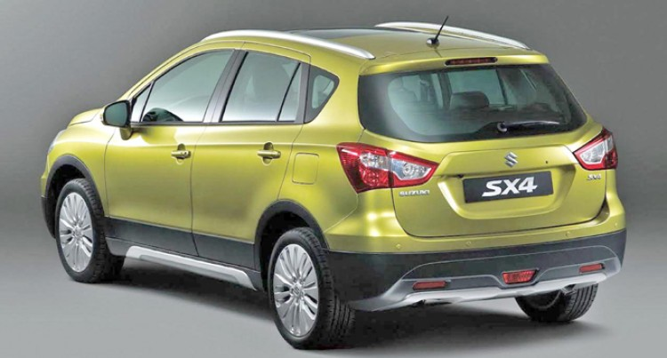 Suzuki's Crossover Genre With SX4