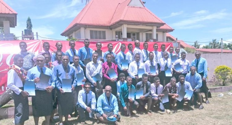 Record 940 Graduate In Village