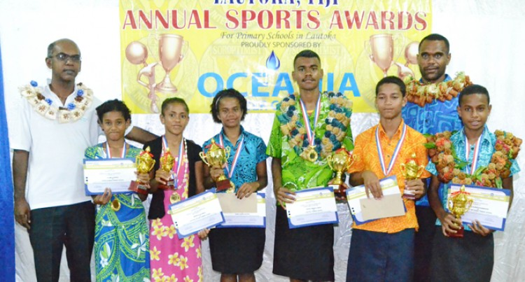 Lautoka Athletes Rewarded