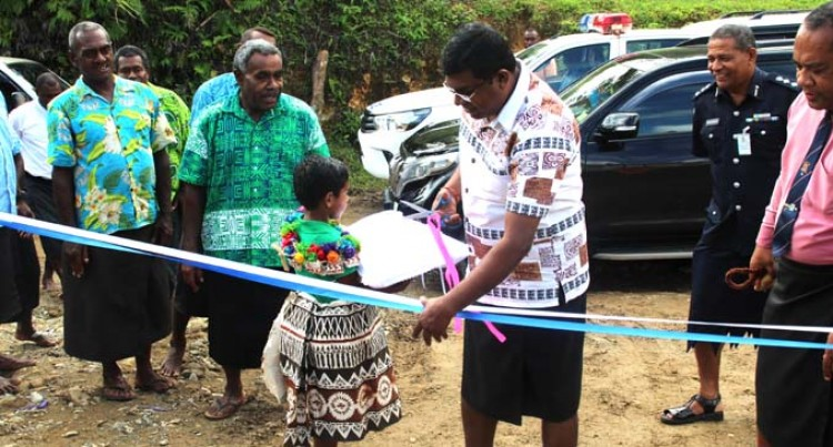 Road Upgrade Sees Easier Access To Namosi School