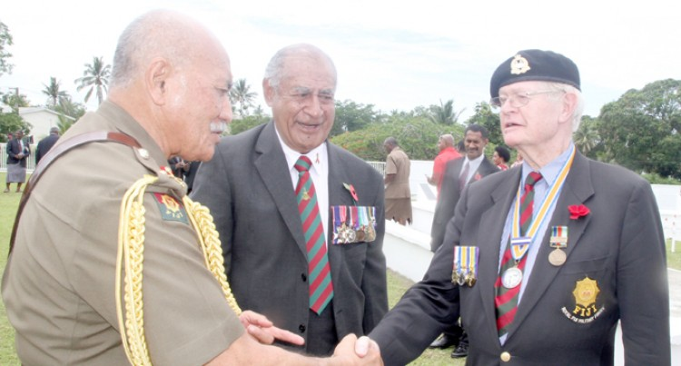 Former ADC Recalls Days Of Service