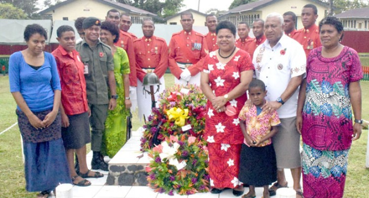 Families Thank PM, RFMF For Assistance
