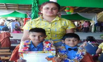 183 Graduate From Rishikul Kindergarten