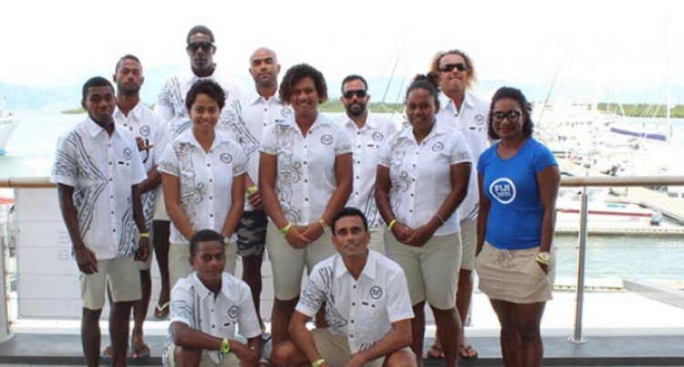 Fiji ISA World SUP Event Rocks On