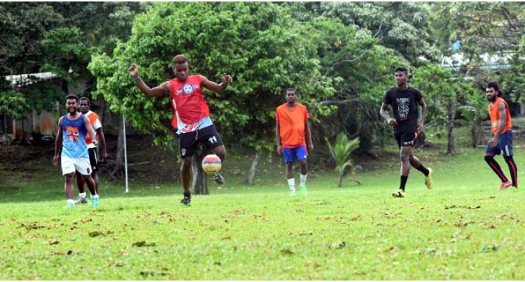 Suva Needs A-Game Up North