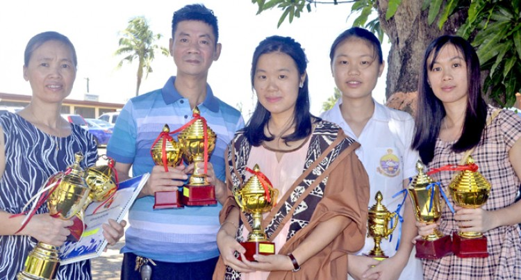 Chan Clinches Eight Awards