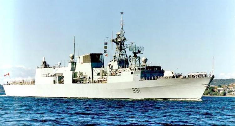 HMCS Vancouver To Visit Suva