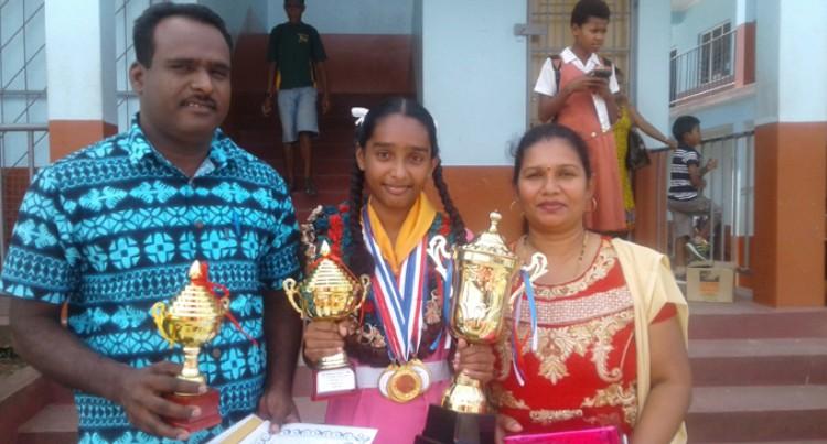 Parents Inspire Arisha