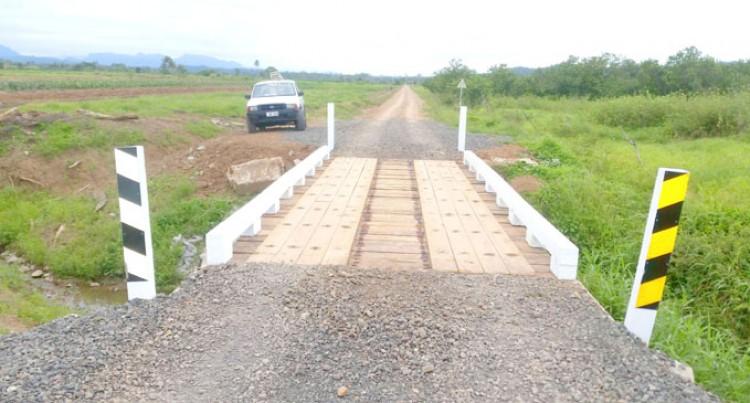 Naitasiri's Savu 1, Savu 6 Bridges Open For Public