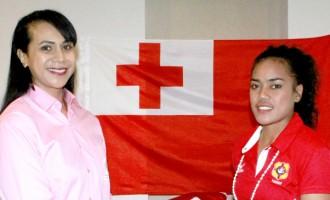 Princess Here For Tonga