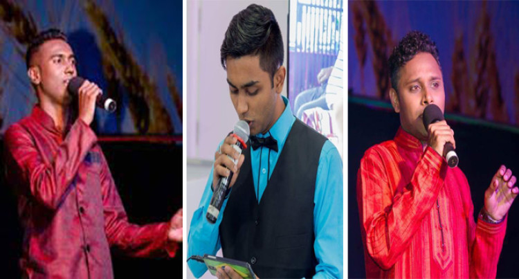 Seven To Battle In Singing Finals