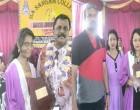 Duo Win Ba Sangam's Dux Award
