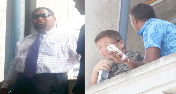 2 in Court Over Alleged  Issue Of Fijian Passports
