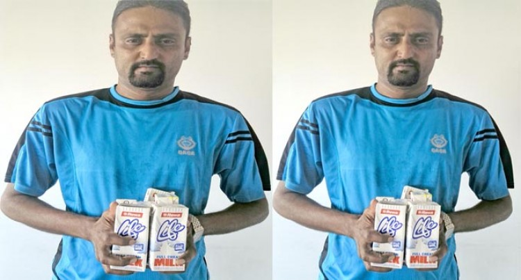 Ministry Investigates Alleged  Free Milk Abuse, Says Reddy