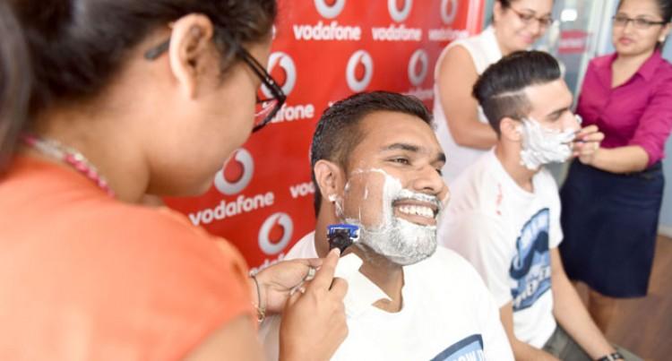 Vodafone Fiji Kicks Off Prostate Cancer Fight