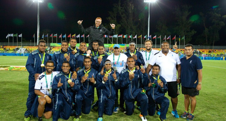 Kolinisau, Ryan And Fiji 7s team Shortlisted for Top World Rugby Awards