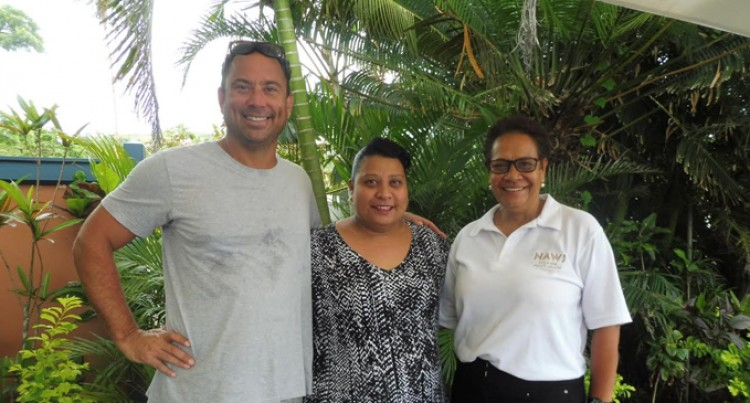 Savusavu Tourism Association Appoints Grant As Office Admin