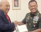 Indonesian Military Acknowledged For the Reconstruction of QVS