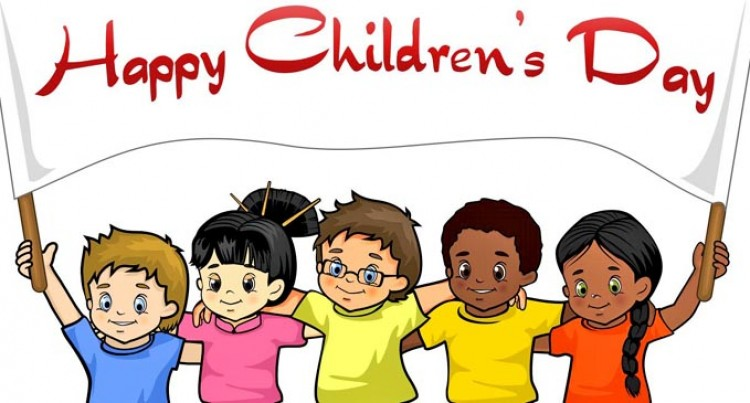 Have A Jolly Children's  Day: Education Minister