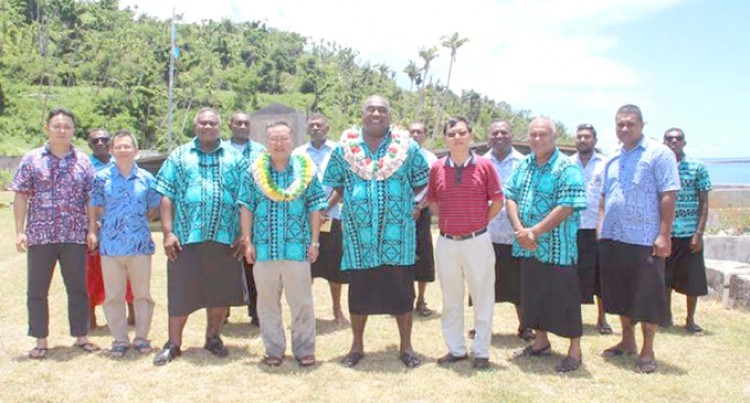 Future Cooperation On Makogai Fisheries Research