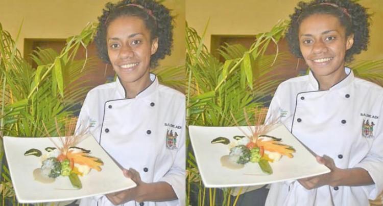 Debutant Adidrodroalagi Tops In Open Category -Moffat Salon Culinaire