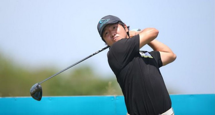 Lee Ready To Defend President Cup