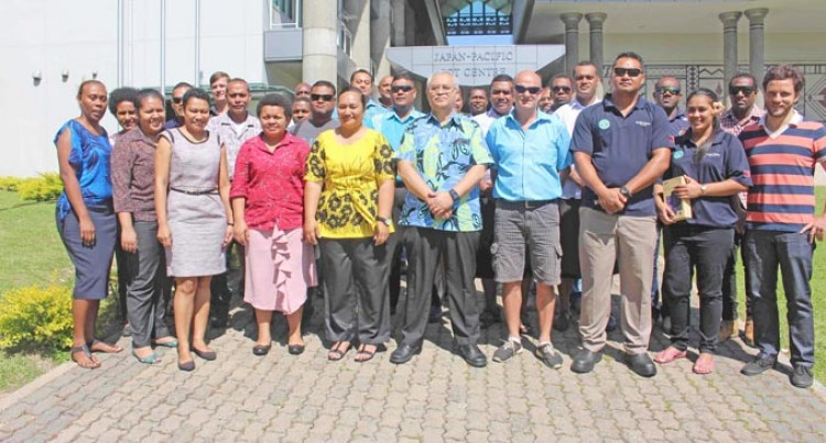 Meet To Help Counter Illegal Fishing