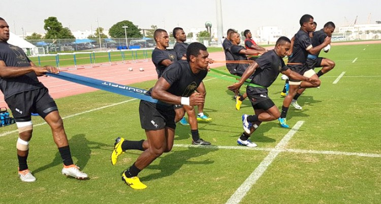 Fijians Targeted  In Pool Play
