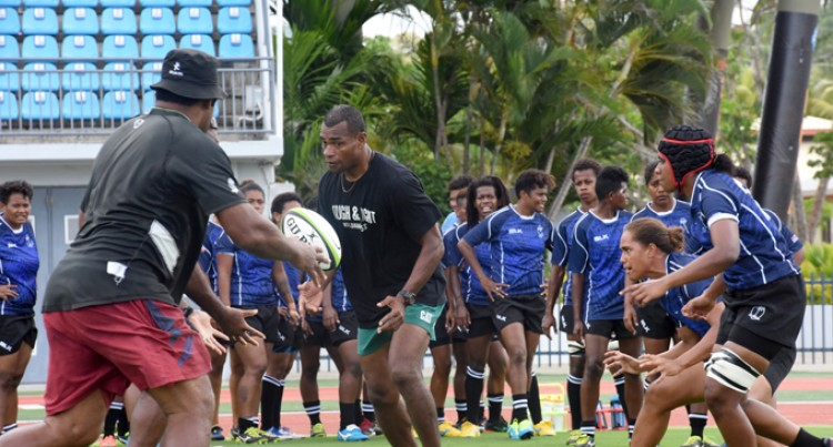 We're On Track, Says Coach