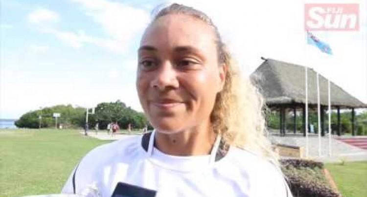 Fijiana Captain, Lailanie Burnes