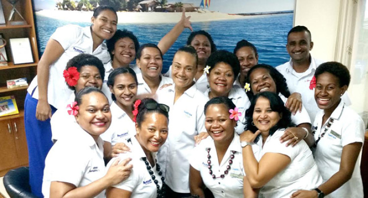 Special Treat For Fijiana XVs Skipper