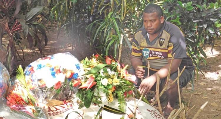 Tailevu Drown Victim Laid To Rest
